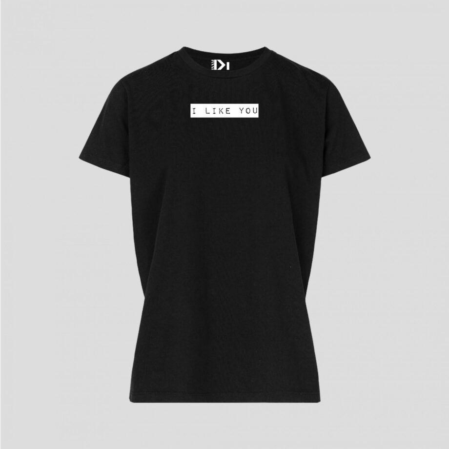 t-shirt-black-I-LIKE-YOU-1-scaled